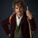 Bilbo Baggins, Frodo's uncle. (Martin Freeman)