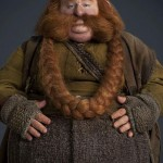 Bombur, the fattest dwarf. (Stephen Hunter)