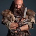Dwalin, brother of Balin. (Graham McTavish)