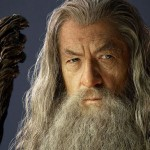 Gandalf the Grey. Need we say more? (Ian McKellen)
