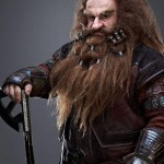 Gloin, father of Gimli. (Peter Hambleton)