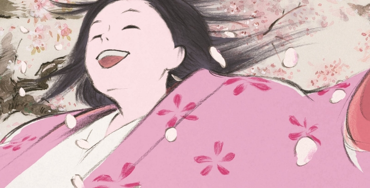 Studio Ghibli's The Tale of the Princess Kaguya