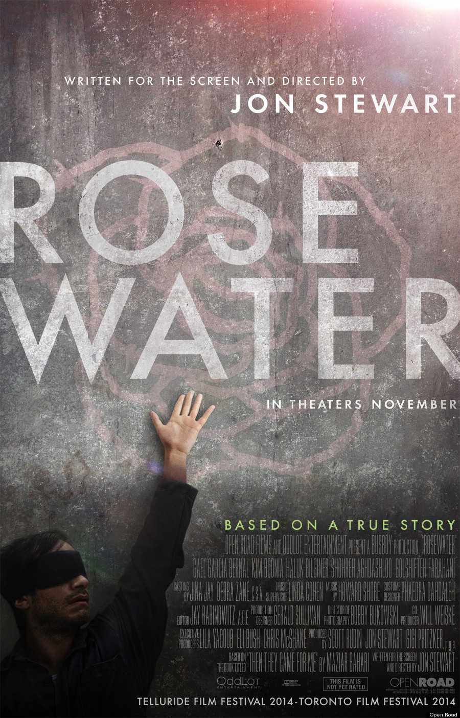 Rosewater Movie